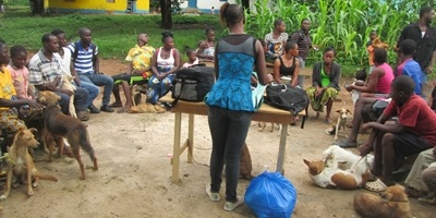 World Rabies Day Awards 2016: Awardee Profile - Liberia Animal Welfare and Conservation Society