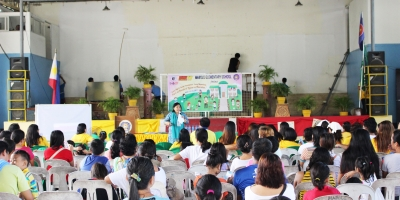 Rabies Information Campaign in Philippines Schools
