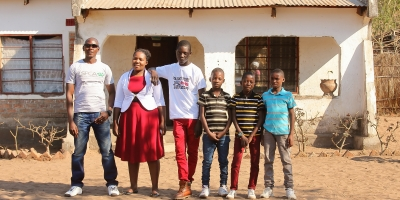 Malawi's first Young Ambassador for Rabies Prevention