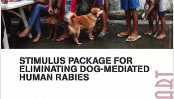 Targeted support for rabies elimination programmes