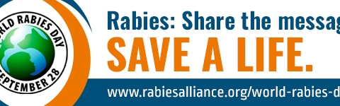 World Rabies Day 2018 - The countdown begins